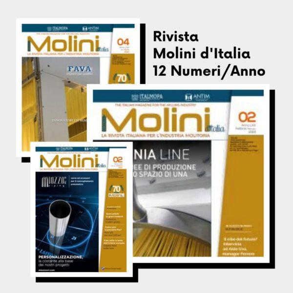 Rivista Molini d'Italia